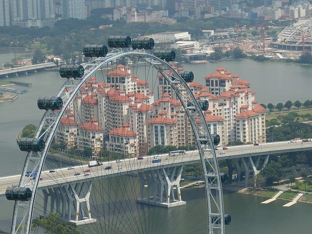 シンガポールのサービスアパートメントとコンドミニアムの違い
