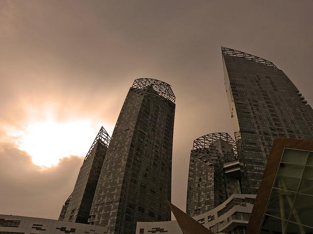 新規進出企業の為のシンガポールの家賃相場-住宅編