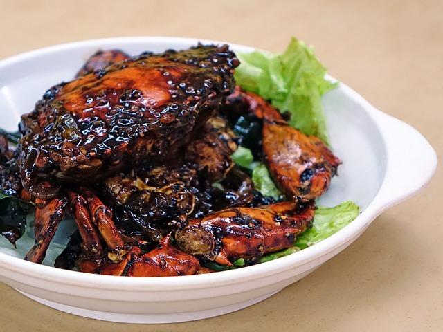 シンガポールの食事情-生鮮食料品について